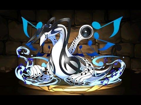 【パズドラ】レジェロンテ降臨!音楽龍 超級 超ベジットPT※ノーコン