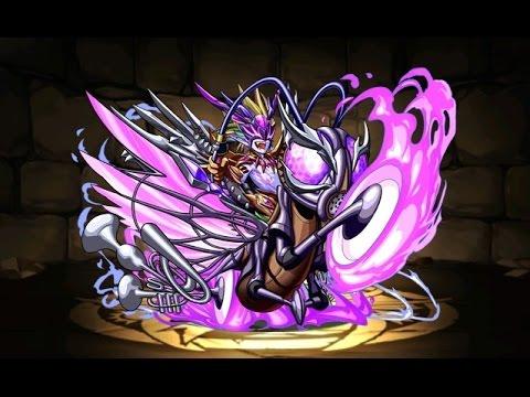 【パズドラ】ベルゼブブ降臨!狂皇子 超地獄級 超ベジットPT※ノーコン