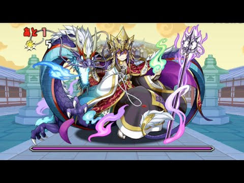 【パズドラ】三蔵法師降臨!功徳神 地獄級 曲芸士PT※コスト20以下・ノーコン