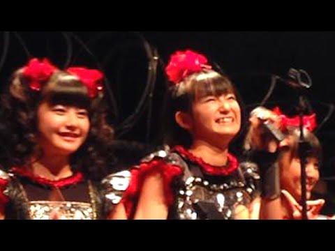 BABYMETAL・ケラング!『日本人初受賞おめでとう‼︎』可愛い最高権威賞受賞者たち