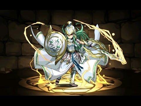 【パズドラ】降臨チャレンジ!煌女神(アテナ降臨!超地獄級)超ベジットPT※ノーコン